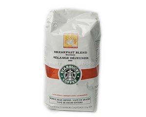 STARBUCKS COFFEEスターバックスコーヒー ブレックファーストブレンド