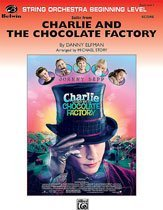 Alfred 00-25007 Charlie and the Chocolate Factory, Suite from