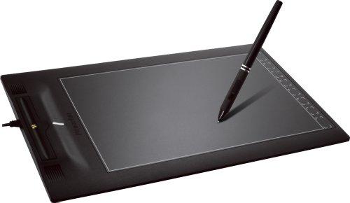 プリンストン 急速充電式ペン付属スリムペンタブレット Slim Pen Tablet with a rechargeable pen PTB-STRP1
