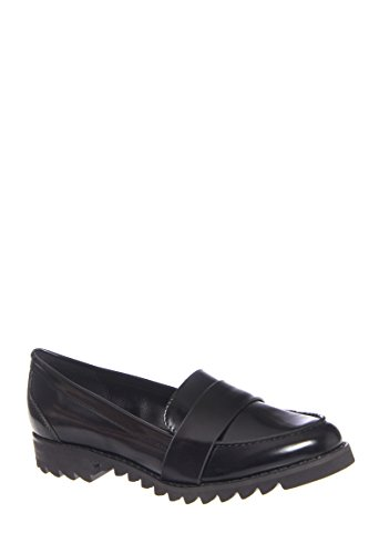Jerrie Low Heel Loafer