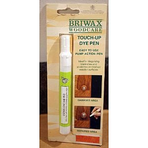 Briwax Furniture Touch Up Dye Pen W Pump Action Pine Other Products