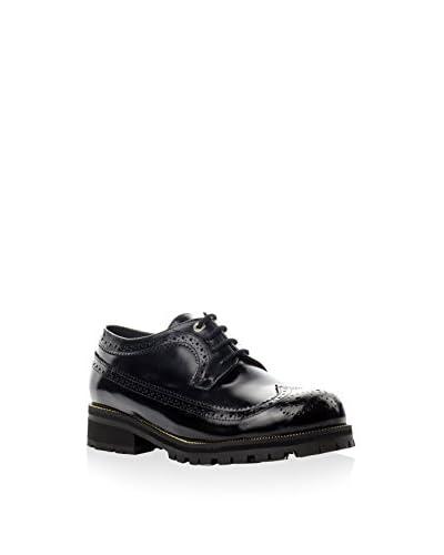 Antonio Miró Zapatos de cordones Wayne Negro