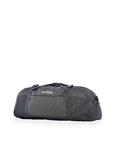"Olympia Luggage 42"" Sports Duffel, Gray, One Size"