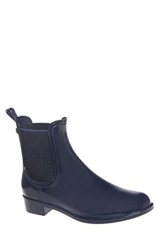 Urban Low Heel Rain Boot