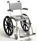 NuProdx Multichair 4024 Self Propelled Roll-In Shower Chair