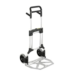 Safco 4055NC Stow-Away Heavy Duty Hand Truck