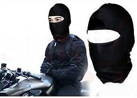 Balaclava FM1 Face Mask for Bike Riding (Black)