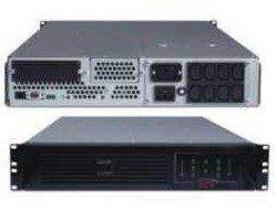 Fujitsu ups apc usv 3000va 19in 2he with snmp web management card (S26113-E421-L30) S26381-K452-L...