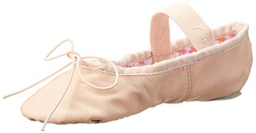 Capezio Youth Split-Sole Daisy, Pink-2 M Yth (Split Sole Ballet Shoes compare prices)