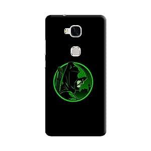 Aurmen High Quality Printed Designer Back Case Cover For Huawei Honor 5x (Arrow13)