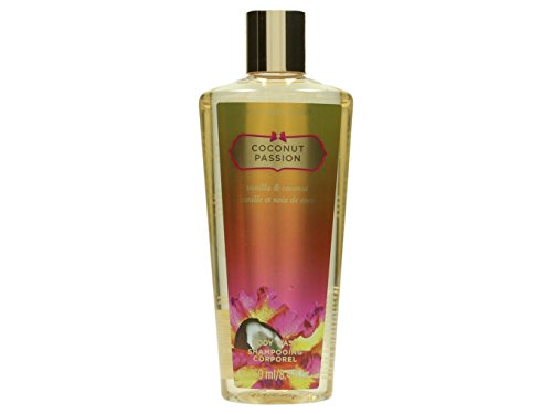 Victoria's Secret discount duty free Victoria's Secret VS Fantasies Coconut Passion femme / women, Showergel, 1er Pack (1 x 250 ml)