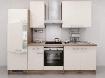 Siemens Kühlschrank Celsius Fahrenheit : Aktion küchenzeile avanti magnolia tennessee eiche dekor ksuhkedgk