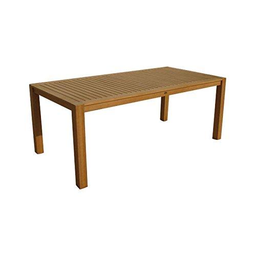 Bandera Tisch für Garten und Terrasse, Massivholz 200×100 cm günstig bestellen