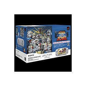 PSP「プレイステーション・ポータブル」 ガンダムvs.ガンダム プレミアムパック