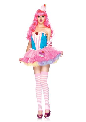4 Piece Sugar And Spice Cupcake Dress