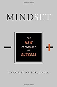 "Cover of ""Mindset: The New Psychology of ..."