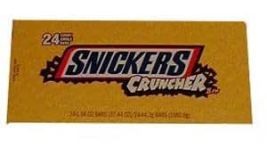 Snickers Cruncher Bar