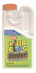 Hair Clog Blaster Professional Strength 32 ounce- 6 Pack