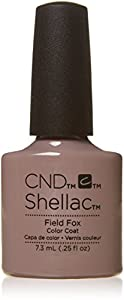 CND Shellac Nail Polish, Field Fox, 0.11 lb.