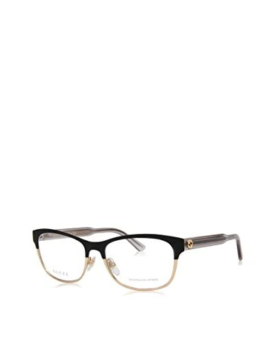 Gucci Montura Gg 4274 Gxn (53 mm) Negro / Oro