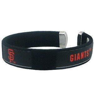 San Francisco Giants MLB Fan Band Cuff Bracelet