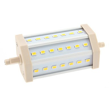 Led Bulbs - R7S 10W 21X5630 Smd 900-1000Lm 3000-3500K Warm White Light Led Corn Bulb (85-265V)