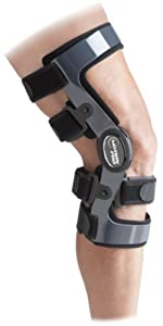 Motion Pro Functional Knee Brace (ACL,PCL,MCL,LCL), Right Large