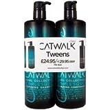 TIGI Catwalk- Oatmeal & Honey Tween Set - Shampoo 750ml & Conditioner 750ml 750ml