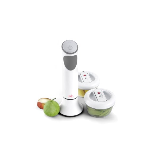 Baby Chef By FAO Freshness Saver & Containers
