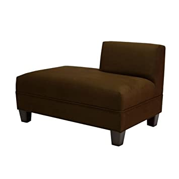 Makenzie Loveseat Color: Chocolate