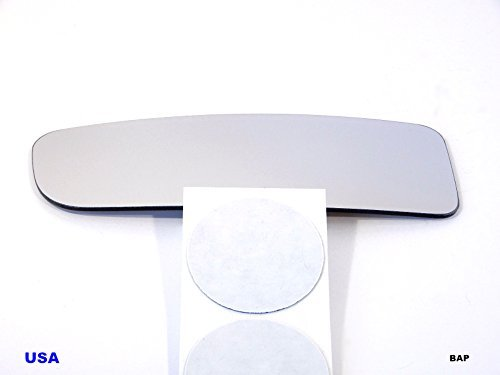 2004-2014-nissan-titan-left-driver-lower-convex-tow-type-mirror-glass-lens-w-adhesive-usa-by-afterma