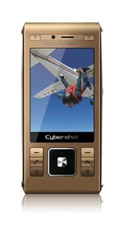 Sony Ericsson C905 Copper Gold Unlocked Sim Free Mobile Phone Black Friday & Cyber Monday 2014