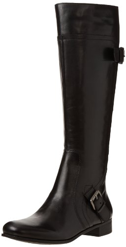 Nine West Sookie Leather Womens Fashion - Knee-High