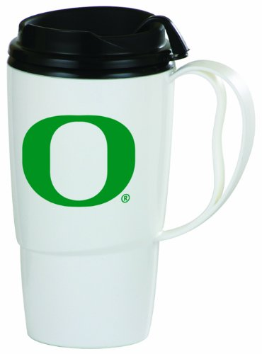 Thermoserv University Of Oregon 16-Ounce Deluxe Mug