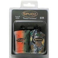 Alpine Innovations Spudz Convenient Micro-Fiber Cloth Kit 1 With Two Cloths, Color: Random