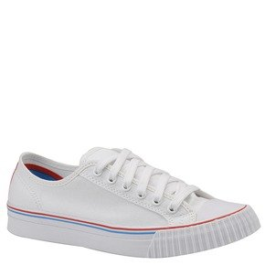 PF Flyers Center Lo Sneaker - Men 11 / Women 12.5M White