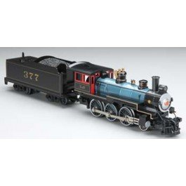 Williams By Bachmann Southern Baldwin 4-6-0 O Scale Steam Locomotive