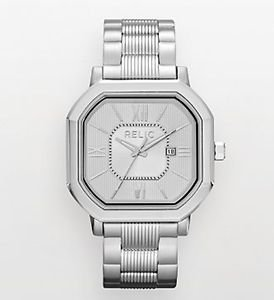 RELIC By Fossil ZR77247 Stainless Steel Watch at Amazon.com