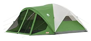 Coleman Evanston 8 Screened Tent by Coleman