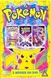 Pokemon / Pokemon The Movie 2000 / Pokemon 3 (Triple DVD Box Set) [DVD] [1999]