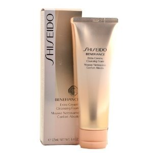 Shiseido Benefiance WrinkleResist24 Extra Creamy Cleansing Foam 125ml/4.4oz