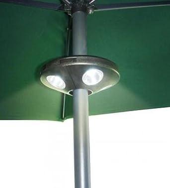 24 led battery operated umbrella light home