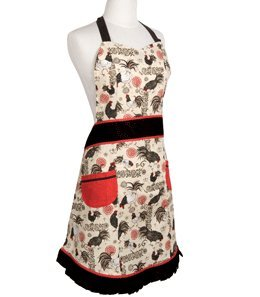 RUSTIC ROOSTER BETTY APRON