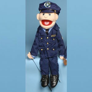Sunny-Toys-GS4408-28-In-Mom-Policewoman-Full-Body-Puppet