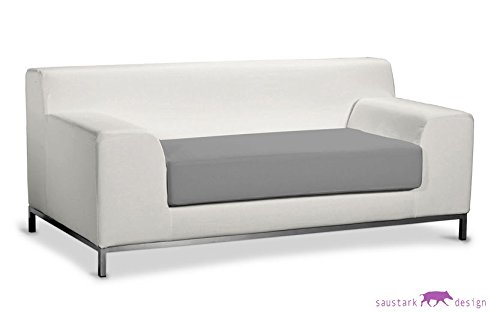 Cheap Amsterdam Pale Grey Seat Cushion For Ikea Kramfors 2