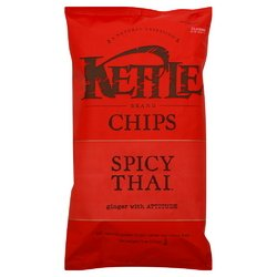 Kettle Foods - Kettle Spicy Thai Chips (Pack of 12) from Kettle Foods