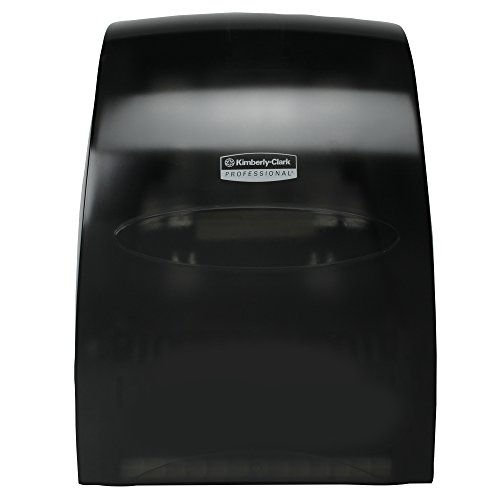 Kimberly-Clark Professional 09992 Touchless Towel Dispenser, 12 63/100w x 10 1/5d x 16 13/100h, smoke