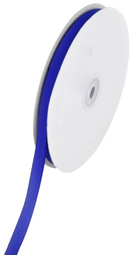 creative-ideas-solid-3-8-inch-grosgrain-ribbon-50-yard-royal-blue
