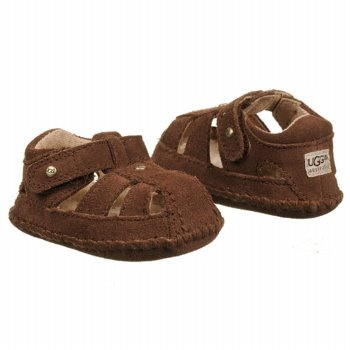 UGG Kids' Garie Inf (Chocolate 17.5 M)