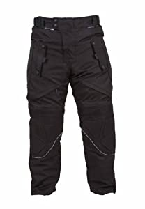 TMW Armoured Waterproof Motorcycle / Motorbike Cordura Trousers 30,30